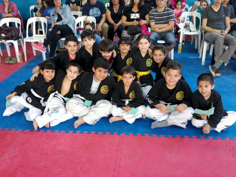 camino de las artes marciales