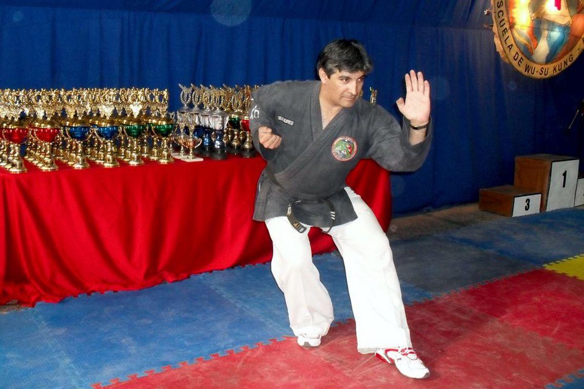 Carlos Valdivieso taikachisu